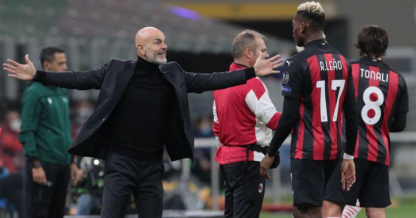 """""""Pioli non è solo una bella persona"""": Ambrosini sottolinea le grandi capacità tecniche dell'allenatore rossonero - logo"""