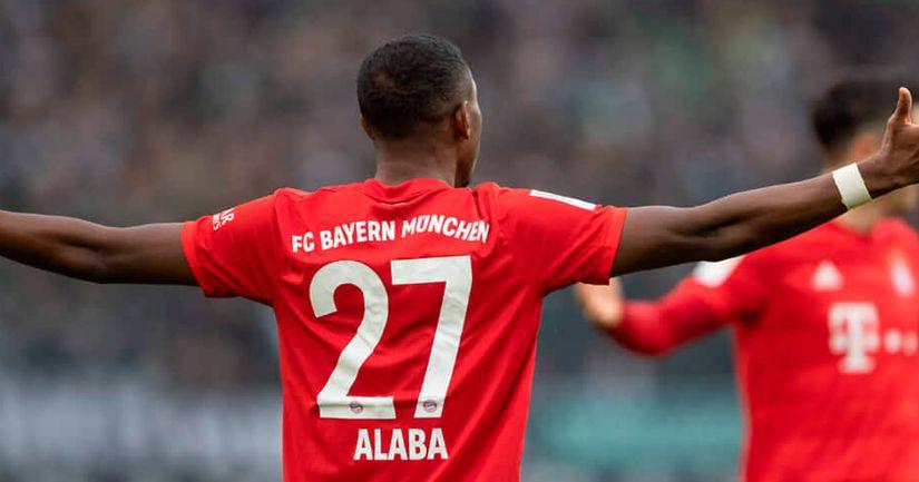 Alaba Erklärt Warum Er Die Rückennummer 27 Gewählt Hat