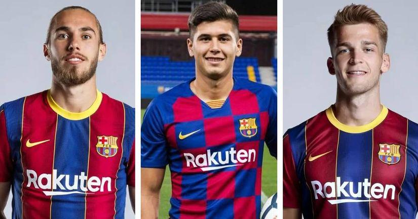 El Barça no quiere más 'Murillos'; se usarán centrales del filial si no llegara Eric García (fiabilidad: 5 estrellas) - logo