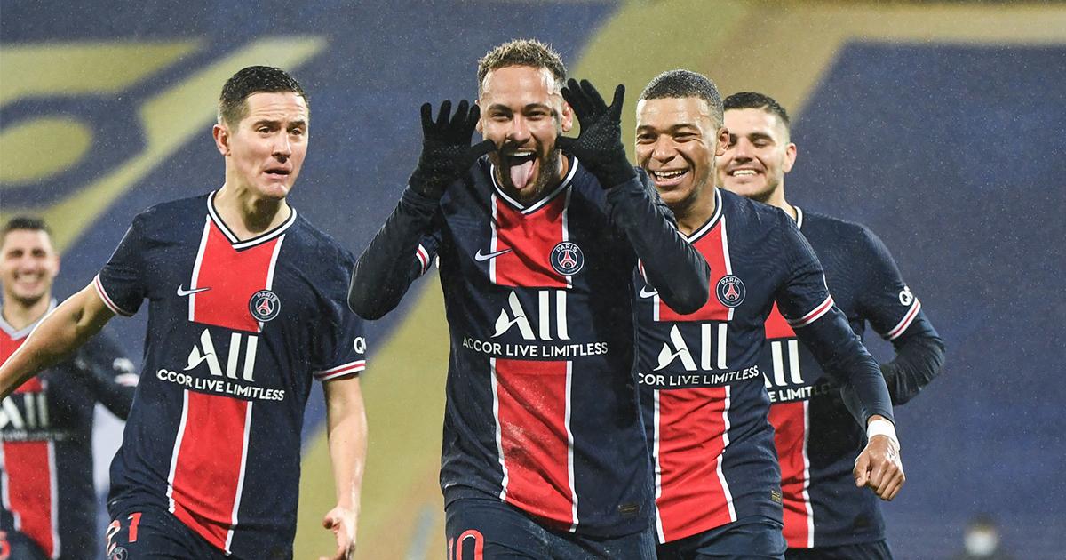 Course au titre en Ligue 1: Comment seraient classés le PSG, Lyon et le LOSC si nous avons un record de victoires à 100% en février