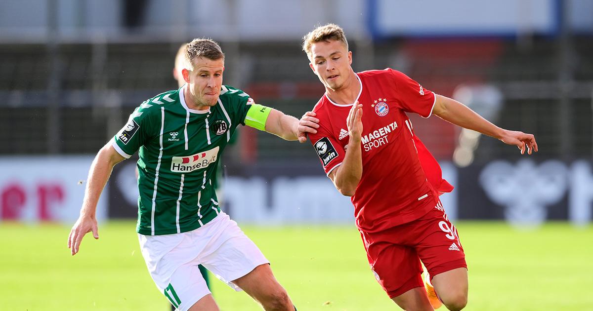 3:0 in Lübeck: FCB-Amateure kassieren eine weitere Niederlage