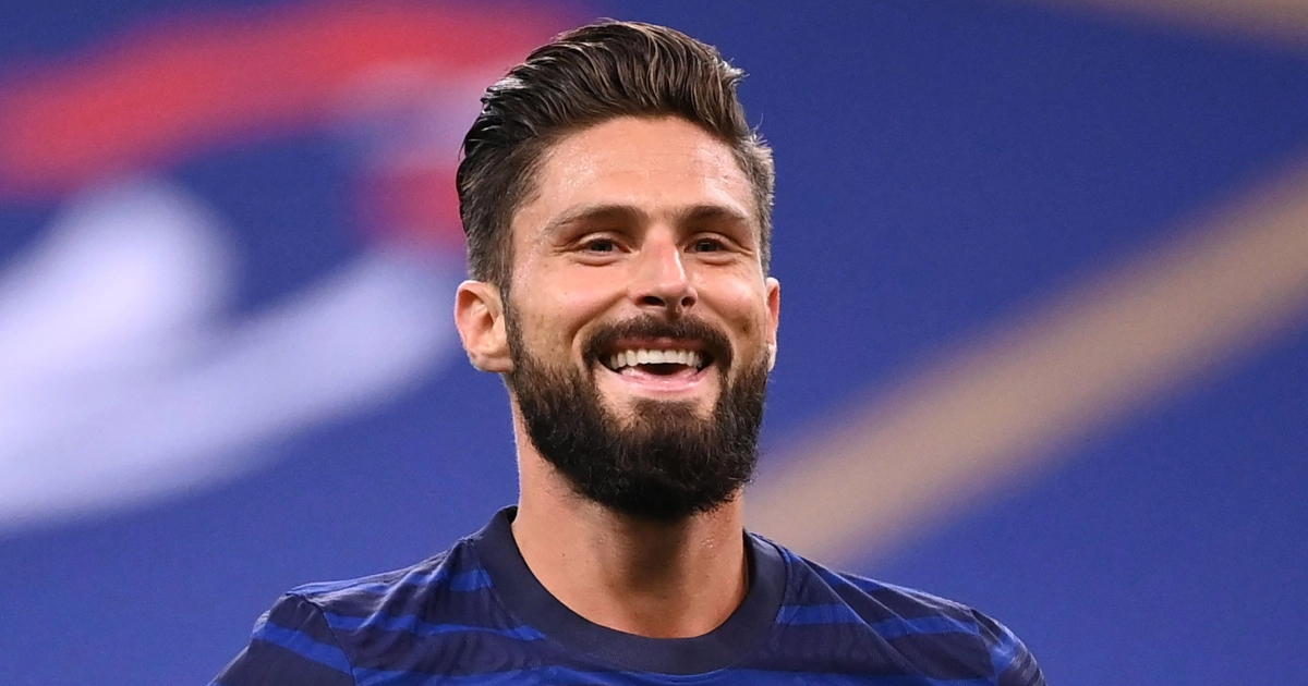'Little by little, you could reach all your goals': Olivier Giroud reveals what he's proudest of in his career