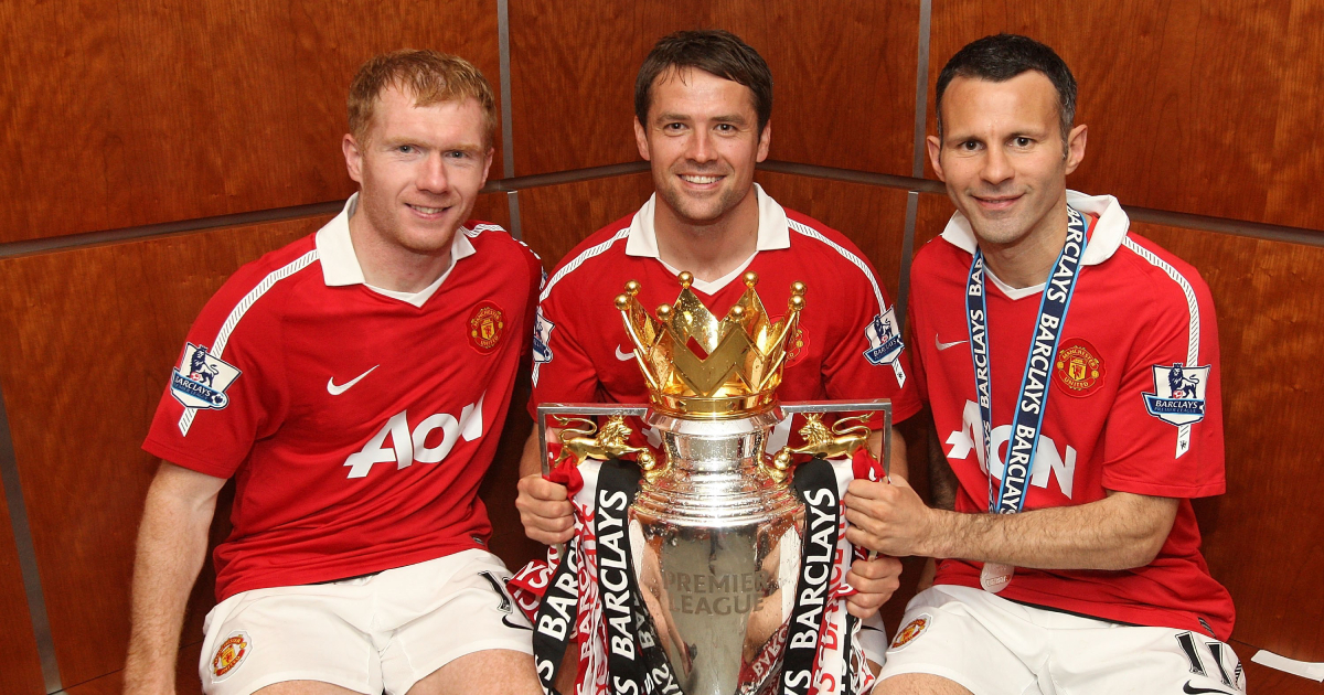 Image result for michael owen manchester united