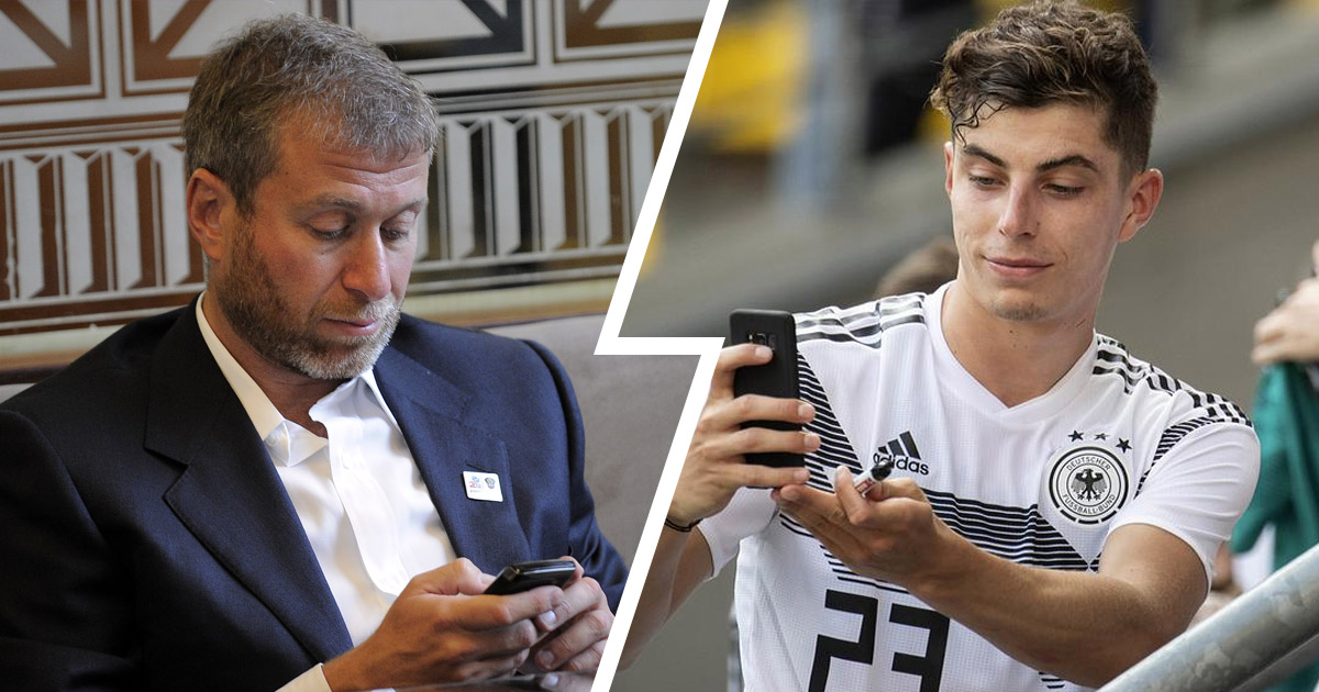 5 things Roman Abramovich may've told Kai Havertz as Chelsea boss  reportedly phones Bayer star