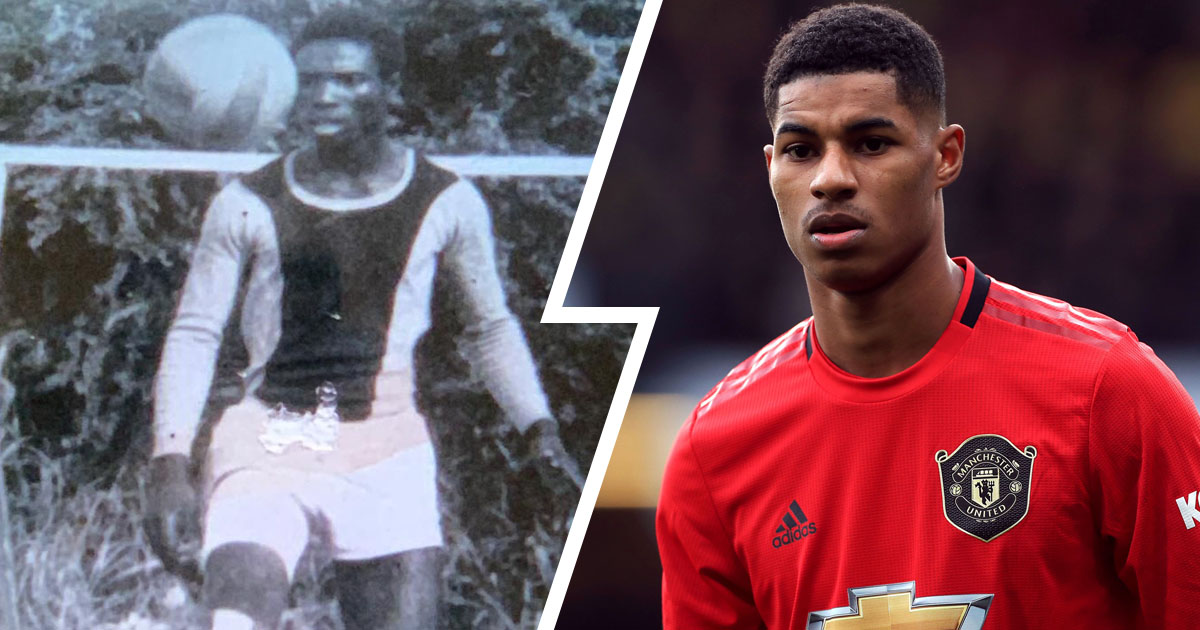 Marcus I Am Your Father Former Ghanaian International Claims Rashford To Be His Biological Son