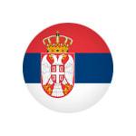 صربيا - logo