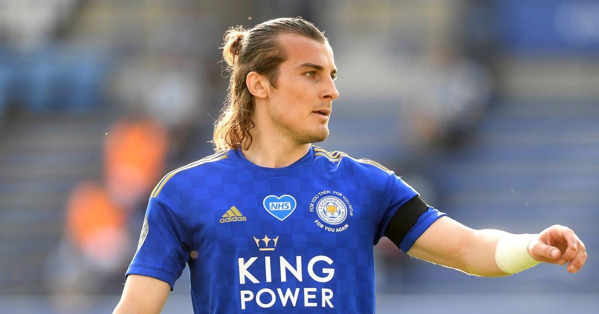 Barca 'line up £36m bid' for Leicester defender Caglar Soyuncu
