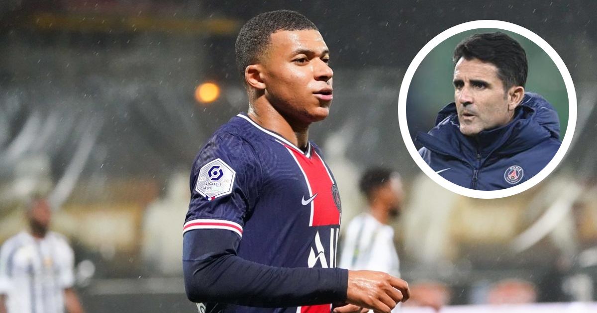 """""""On espère qu'il va monter à quel point il est un grand joueur"""" : Jesus Pérez apporte tout son soutien à Mbappé"""