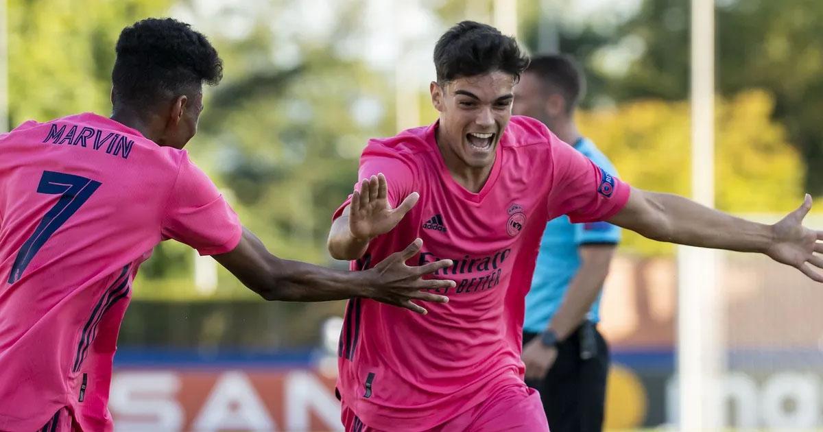 صغار ريال مدريد يكتبون التاريخ.. ويبلغون نهائي دوري أبطال أوروبا للشباب