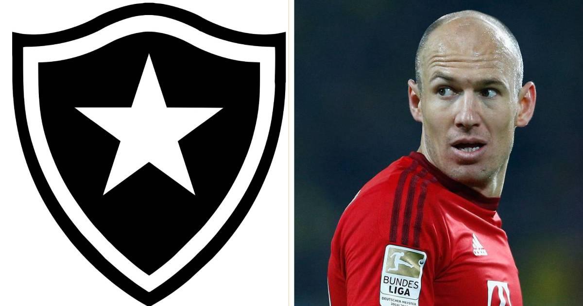 Botafogo macht Robben ein Angebot - kehrt Arjen aus Ruhestand zurück?