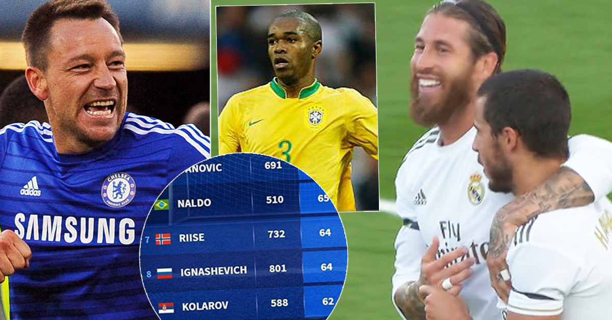 Highest scoring defenders of 21st century have been revealed – they're absolute goal machines