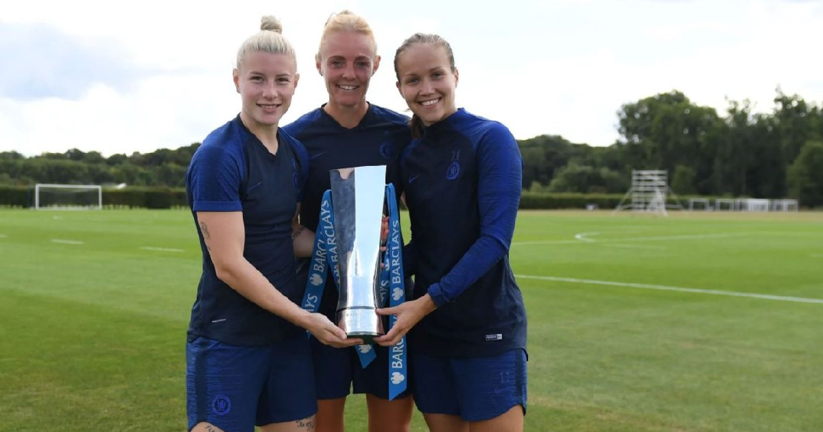 3 Chelsea Women nominated for PFA Fans' Women's Super League awardch