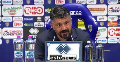 Gattuso: 'Jugando así no haremos ni cosquillas al Barça'