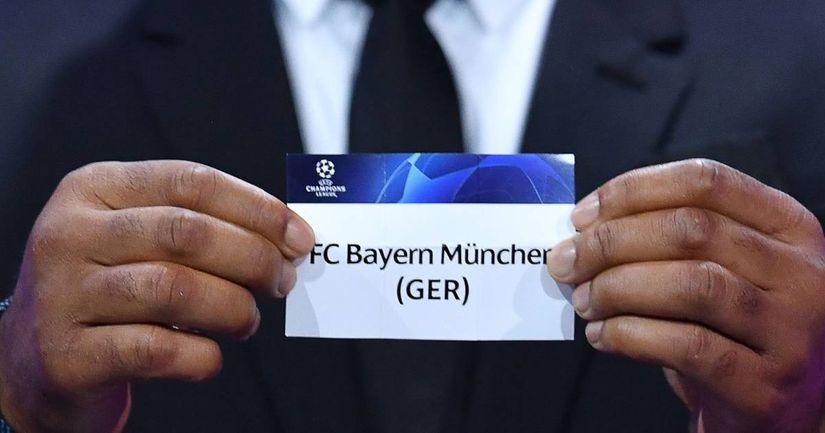 Fans haben abgestimmt: Die Bayern spielen in der härtesten UCL-Gruppe - logo