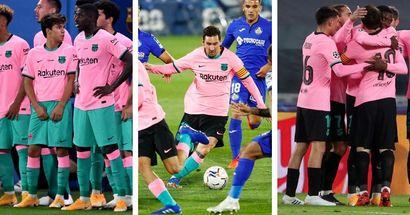 Même maillot, différents shorts et chaussettes: comment et pourquoi le 3e ensemble du Barça a changé tout au long de la saison