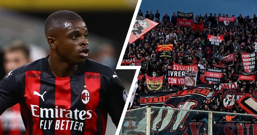 """""""La classe di Kalulu traspare dalle sue giocate"""", la reazioni della community rossonera a Milan-Torino - logo"""
