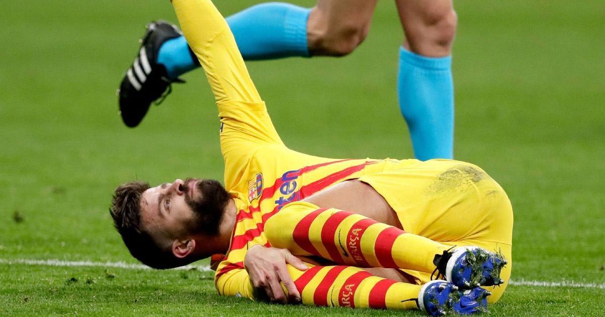 لا شيء يدعو للقلق ؟ فاز برشلونة بجميع المباريات التي غاب عنها بيكيه في الموسمين الماضيين