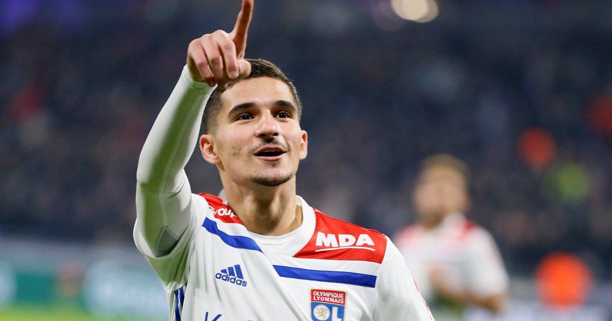 Lyon confirms Arsenal-linked Aouar will be sold after champion league