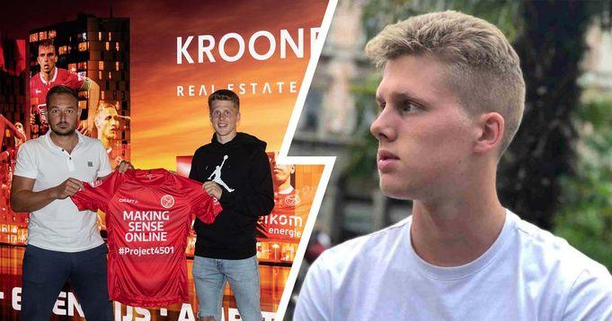 Niente prima squadra per Xian Emmers: un nuovo prestito all'Almere City