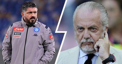 Il Napoli targato Gattuso dovrà avere un'identità precisa: il tecnico ha chiesto a De Laurentiis 4 giocatori per l'estate
