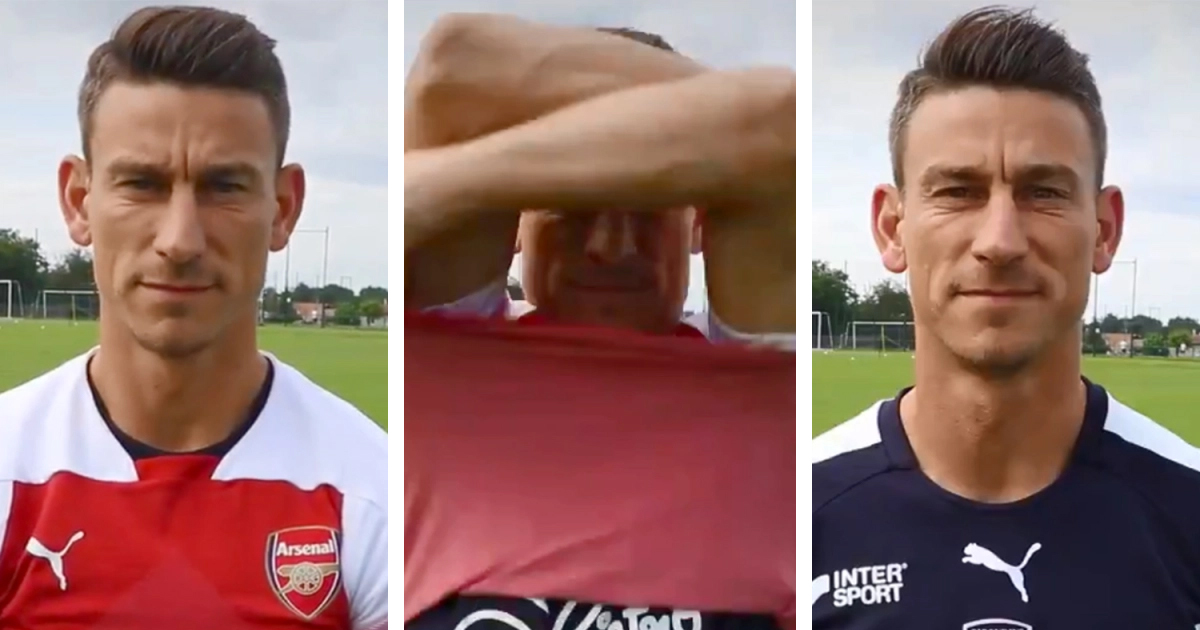 Laurent Koscielny: I want to apologise for my Bordeaux announcement video to Arsenal fans