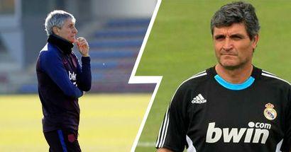 Marcos Álvarez, preparador físico de la era Juande Ramos empata a ese Real Madrid con el Barça actual