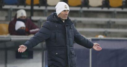 OFICIAL: Zidane sale con Rodrygo y Vinicius ante el Gladbach