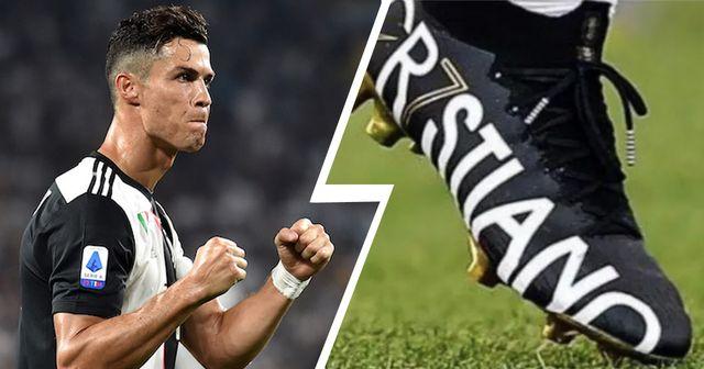 """Cristiano Ronaldo sempre più perfezionista! CR7 ricorre a delle """"scarpette modificate"""" per correre più veloce"""