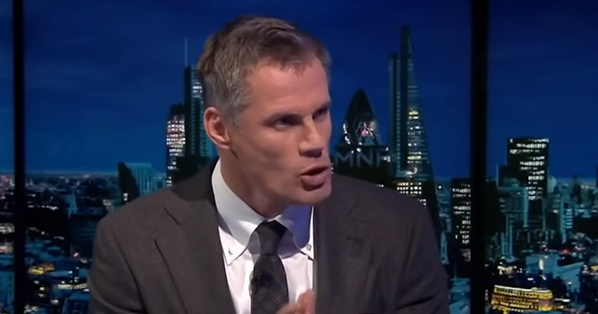 Jamie Carragher explains why he wants Tottenham to win the title if Liverpool don't