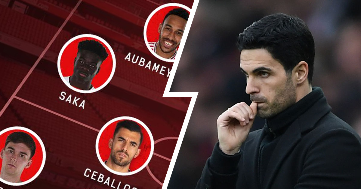 Arsenal fan suggests formation Arteta should employ to play to team's strengths and disguise creativity issues