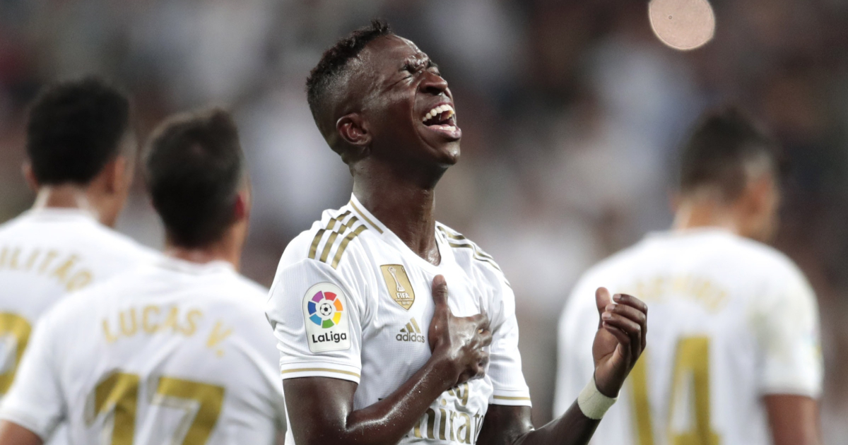 Why Vinicius knows the pressure he's under better than Benzema and Mendy – how he reacted to a Madrid goal last season says all about him