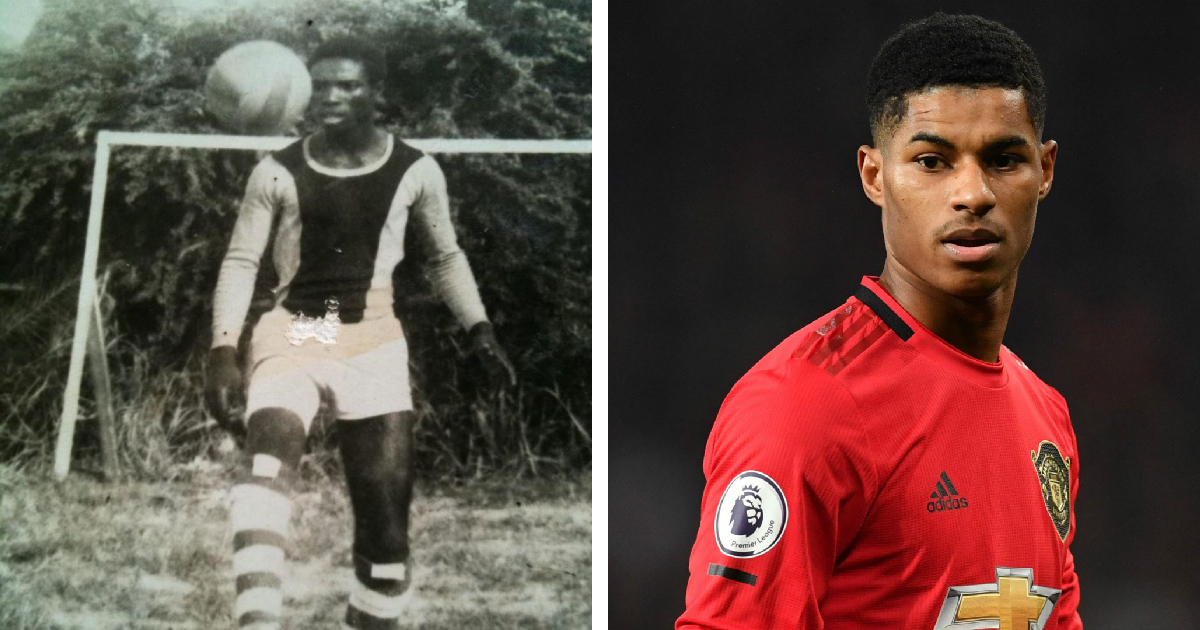 Marcus I Am Your Father 4 Reasons Why Former Ghanaian International S Claim Of Being Rashford S Biological Father Could Be Untrue