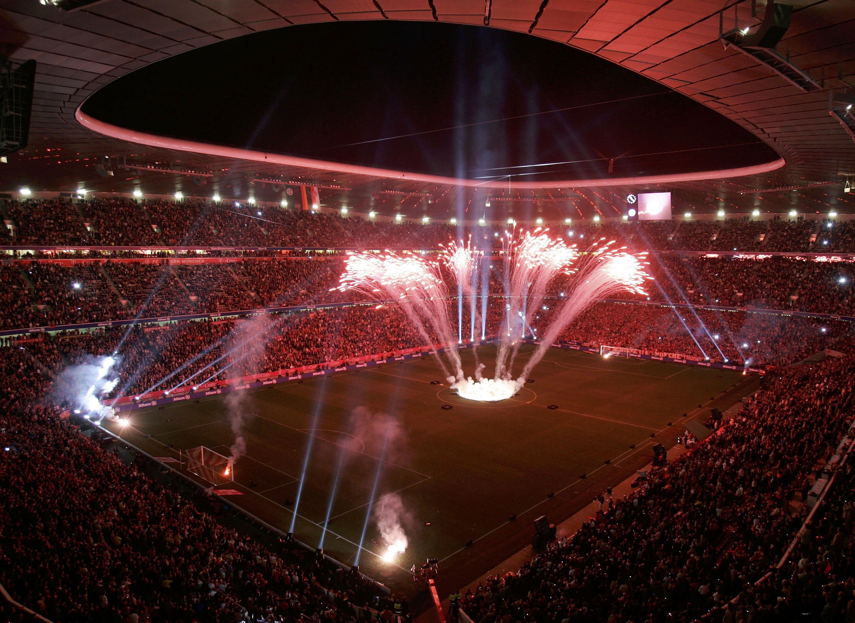 Allianz Arena Heute Spiel