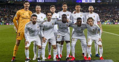 Die Position von Real Madrid unter den wertvollsten Mannschaften der fünf besten Ligen Europas enthüllt