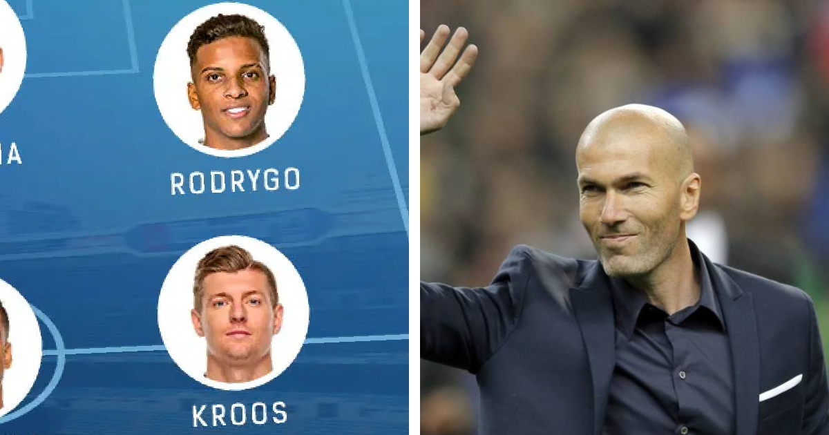'Trust the old guard': Real Madrid fans pick ultimate XI to face Shakhtar Donetsk