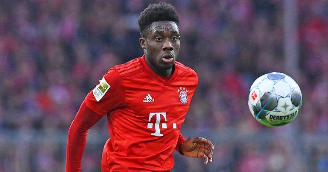 """Alphonso Davies gewinnt den Award """"Rookie der Bundesliga-Saison"""""""