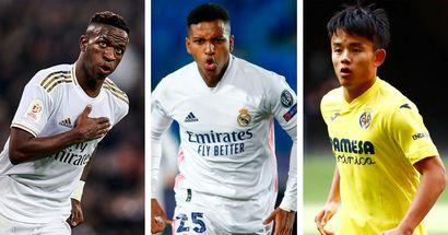 """""""Si Vini-Rodrygo-Kubo est notre avenir, cela ne me dérange pas d'en rêver '': un Madridista a hâte de voir tous nos jeunes joyaux en action"""