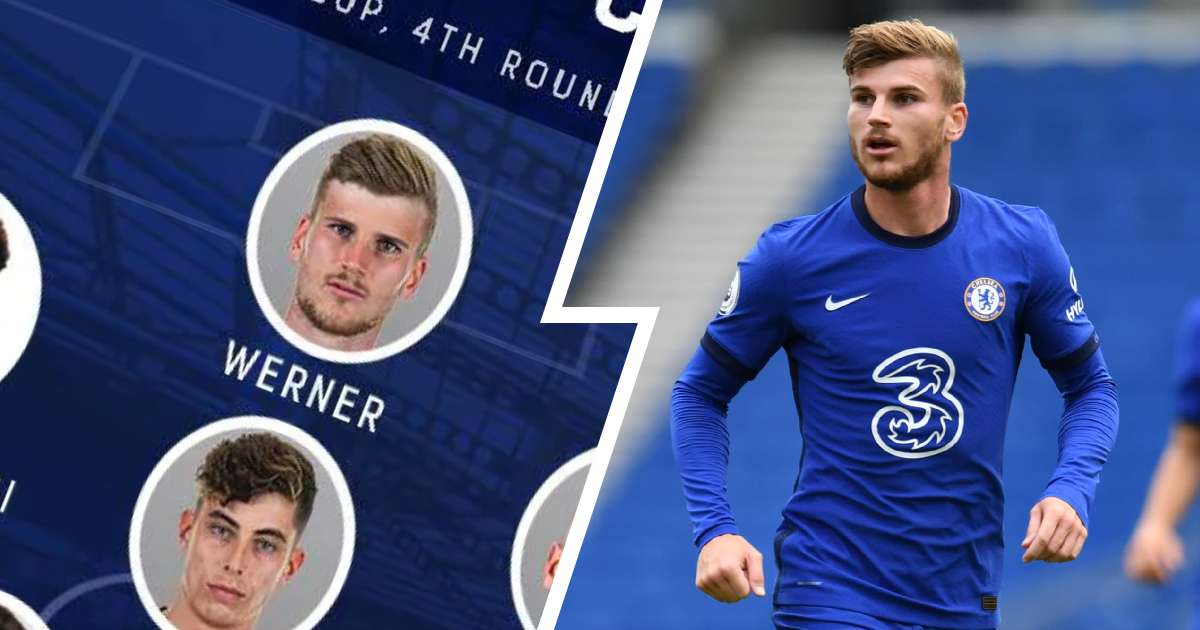 'Give Werner and Havertz more confidence': CFC fans select ultimate XI for Luton game