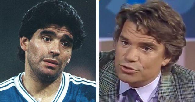 """Quand Tapie voulait recruter Maradona à l'OM: """"Combien on va le payer s'il vient? 20 millions par an. Mais c'est cadeau"""""""