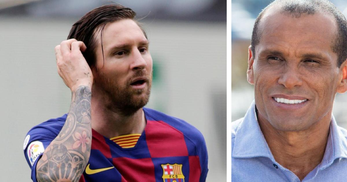 "Rivaldo: """"Barselona"" doim Leonel Messining sehriga bog'liq emas"""