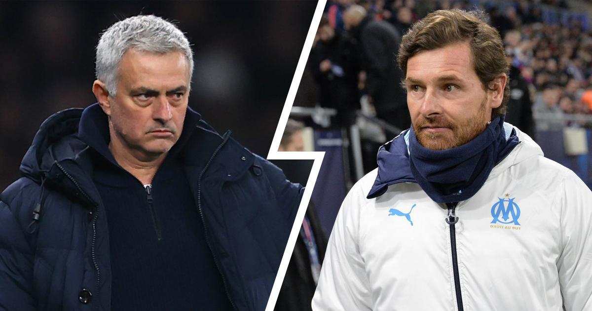 """""""Dans la relation avec les joueurs et la communication il est très loin de Mourinho"""", quand un fan de l'OM compare Villas-boas à son compatriote portugais"""
