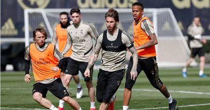 Real Madrid vs. Eibar: Neueste Verletzungsupdates für Madrid