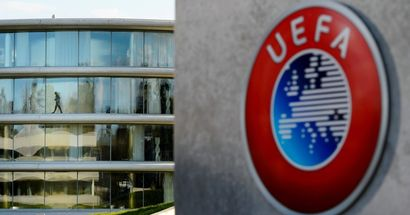 UEFA reveal how clubs for European competitions will be picked if domestic seasons are cancelled