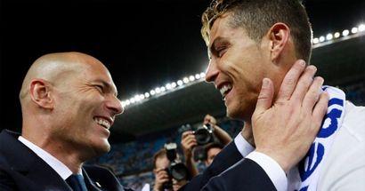 El Madrid coral de la era post Cristiano llegó con Zidane