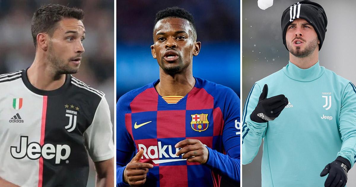 Sport: Barca agree to €25m plus Pjanic and De Sciglio for Semedo