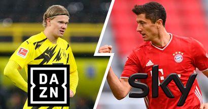 1 Abo für Bayern- und 2 Abos für BVB-Fans: TV-Programm für CL-Spiele steht fest