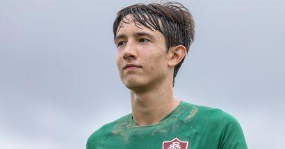 Liverpool announce signing of Brazil U17 keeper Marcelo Pitaluga