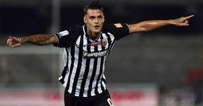 Scamacca in pole come vice-Milik: l'attaccante dell'U21 azzurra è cresciuto nel vivaio della Roma