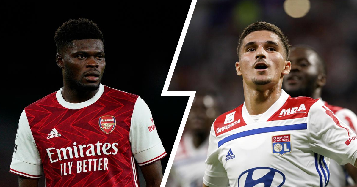 'They still need more': Wright hopes Arsenal land Aouar to complement Partey