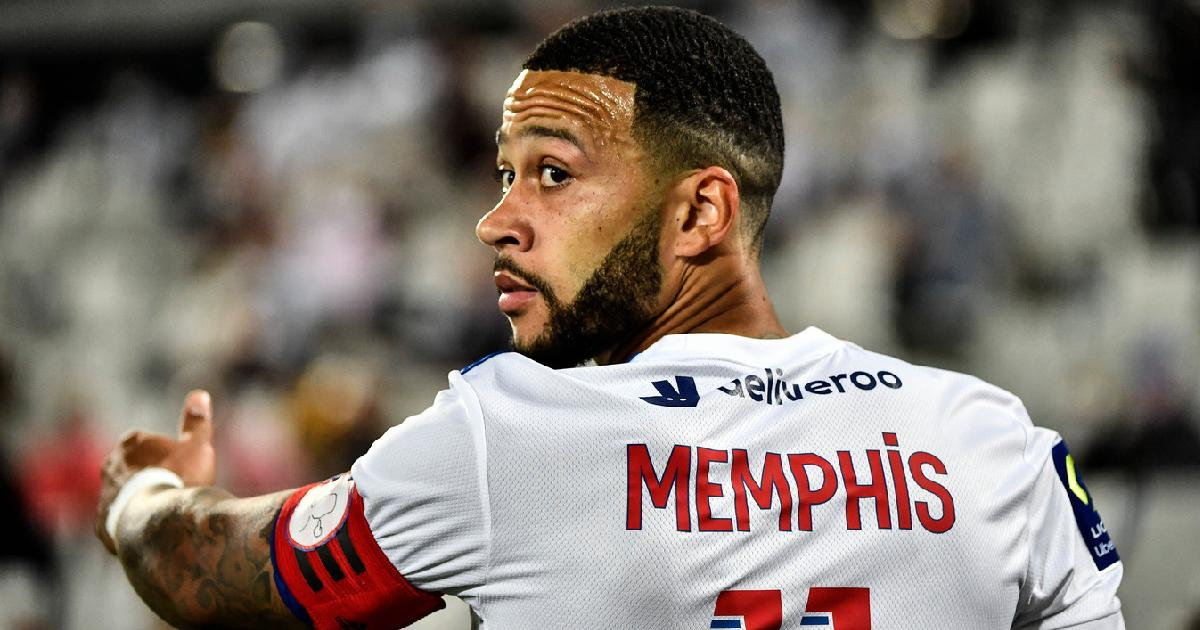 0 shots on target in 72 minutes: Depay fails to convince amid Barca transfer saga